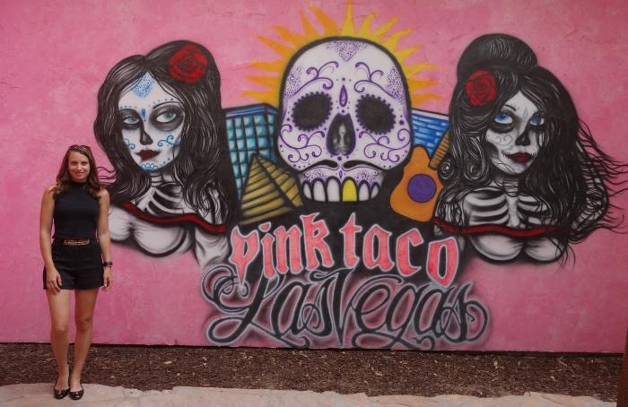 Pink Taco, Las Vegas-DSC09399