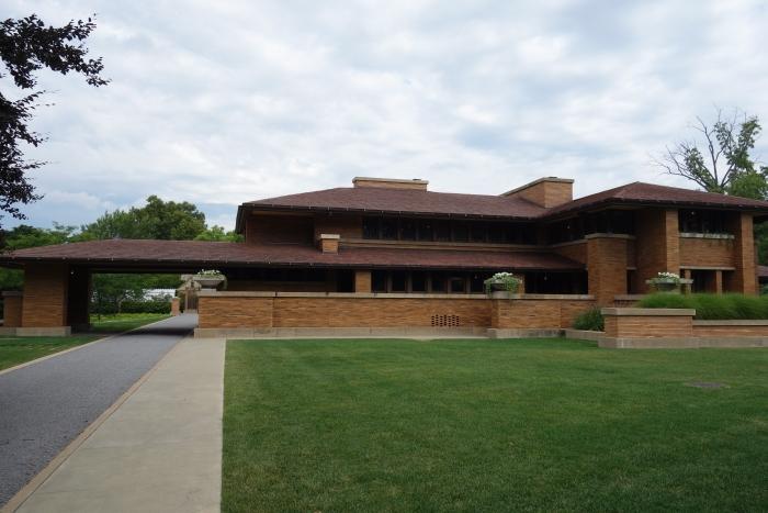 Frank Lloyd Wright's Martin Complex-DSC00718