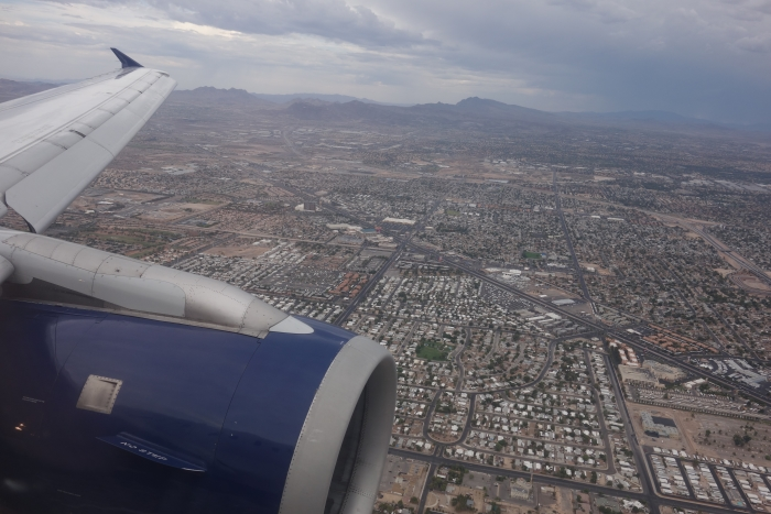 Travel Day - Connecticut to Las Vegas-DSC09232