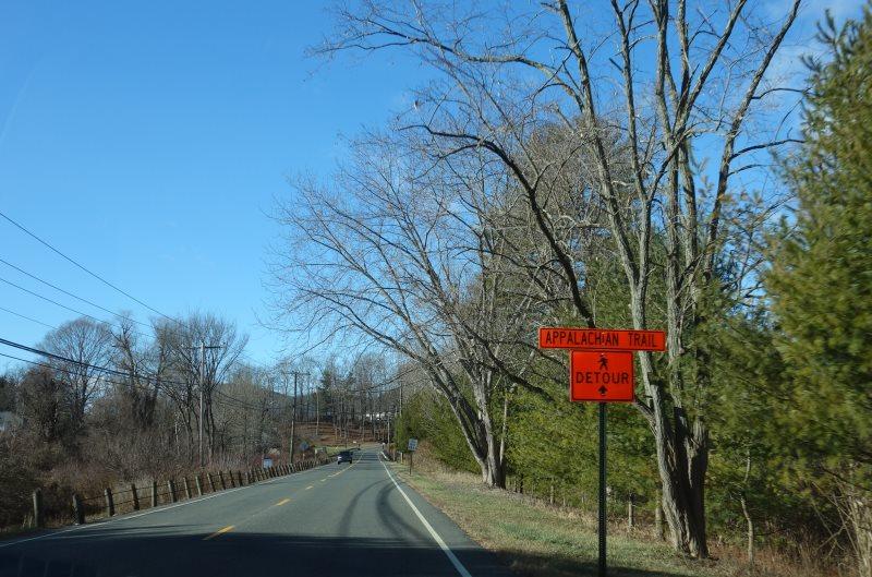 Day Hiking the Appalachian Trail, Connecticut-DSC08405