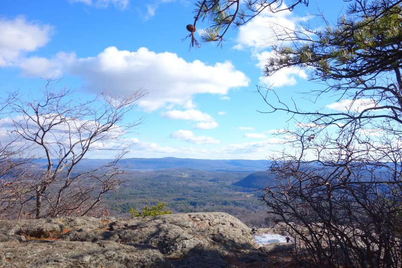 Day Hiking the Appalachian Trail, Connecticut-DSC08419