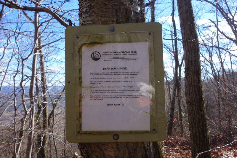 Day Hiking the Appalachian Trail, Connecticut-DSC08446