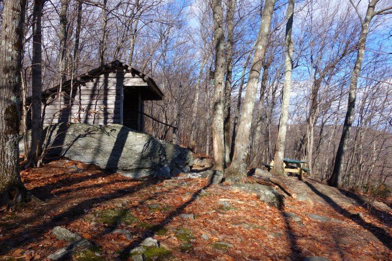 Day Hiking the Appalachian Trail, Connecticut-DSC08449