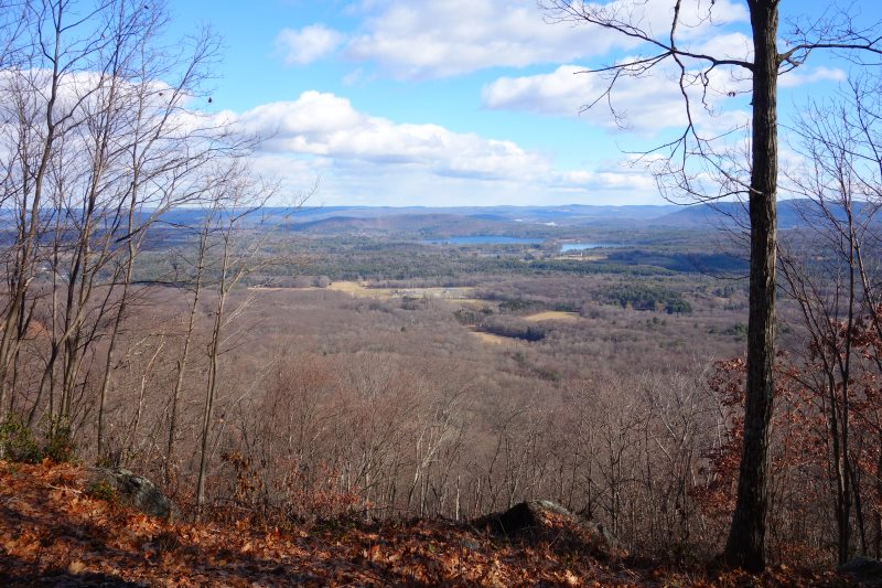 Day Hiking the Appalachian Trail, Connecticut-DSC08452