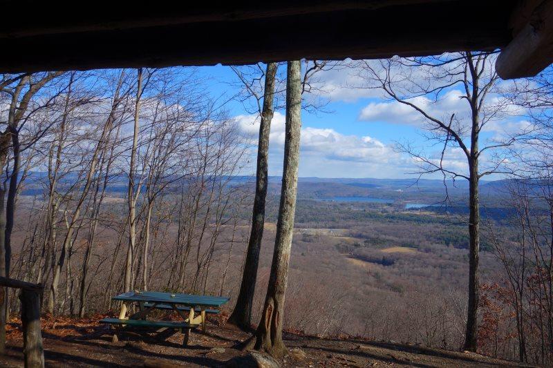 Day Hiking the Appalachian Trail, Connecticut-DSC08458