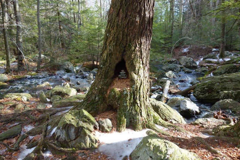 Day Hiking the Appalachian Trail, Connecticut-DSC08488
