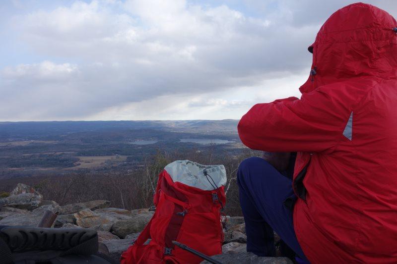 Day Hiking the Appalachian Trail, Connecticut-DSC08514