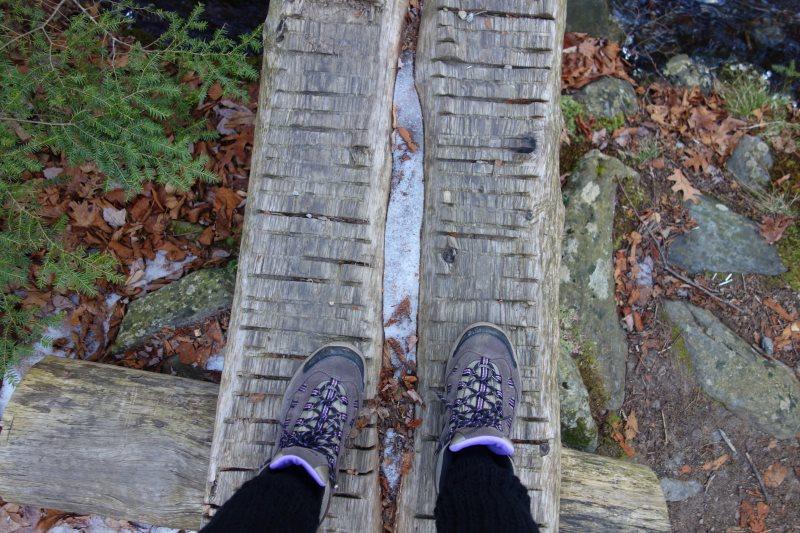 Day Hiking the Appalachian Trail, Connecticut-DSC08538