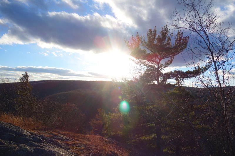 Day Hiking the Appalachian Trail, Connecticut-DSC08542