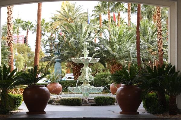 The Four Seasons, Las Vegas. Photo Credit: Kristen Colapinto