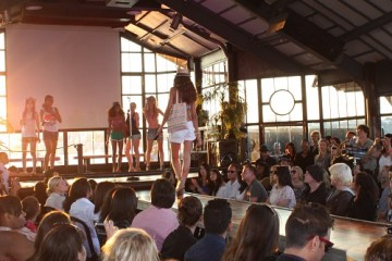 Forever 21 Walk on Water Fashion Show,Photographed by, Kristen Colapinto