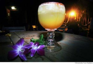 Voodoo Priestess-Spooky cocktail recipes for Halloween