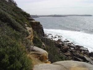 Manly Beach Trail in Australia