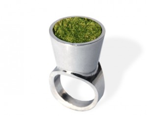 The Living Jewelry Collection - the growing ring