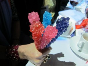 Rock Candy at Georges Duboeuf 2010 Beaujolais Nouveau Cirque Celebration with Molly Sims