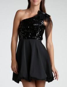 Eric Daman Assymetrical Dress