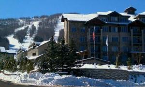 Windham Ski Resort in NY