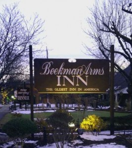 Beekman Arms Inn in Connecticut