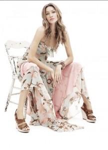 Gisele Bundchen, H&M's Spring Awakening