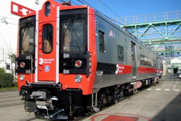 New Metro North Trains