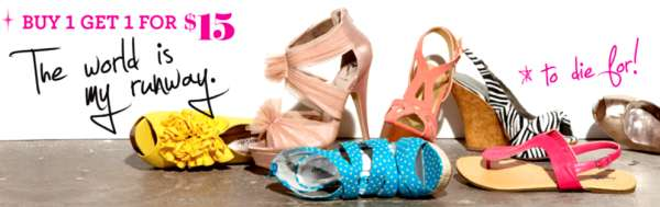 Charlotte Russe Shoes Spring 2011