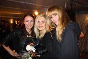 Kristen Colapinto, Anne Bowen and Abigail Breslin