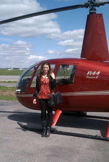 Charter Helicopter Tours Over New York City  Social Vixen