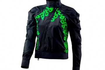 Stella McCartney glow-in-the-dark jacket