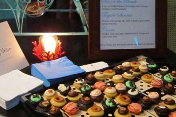 'Baked By Melissa' mini cupcakes
