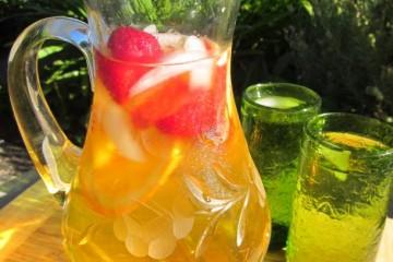 White Tea Sangria