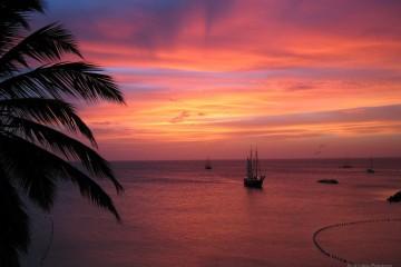sunset-aruba