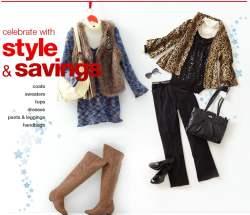 K-mart Fall Fashion