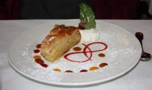 Serafina dessert