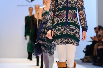 Mercedes Benz Fashion Week  Fall/Winter 2012: Charlotte Ronson