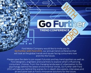 Go Further With Ford 2012 Invitation-afc