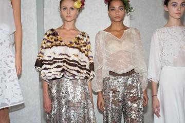 Josie Natori Ready-To-Wear Collection Spring 2013