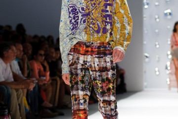 Custo Barcelona Men's Collection Spring 2013