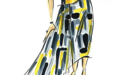 pamella roland Spring 2013-B486A1