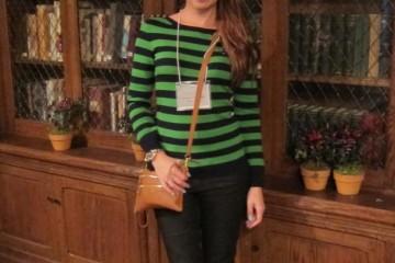 Kristen Colapinto Explorer's Club NYC