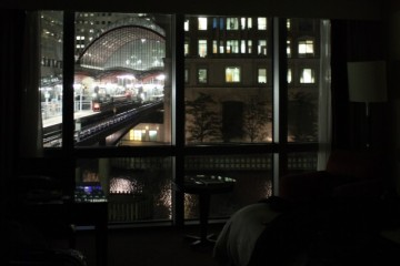 London Marriott in West India Quay Review_7737