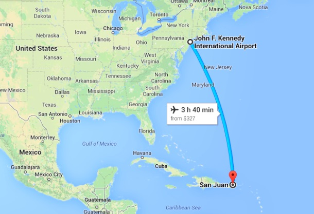cheap flights from ewr to pos