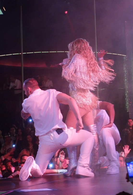 Iggy Azalea Las Vegas 2015 NYE-DSC08633