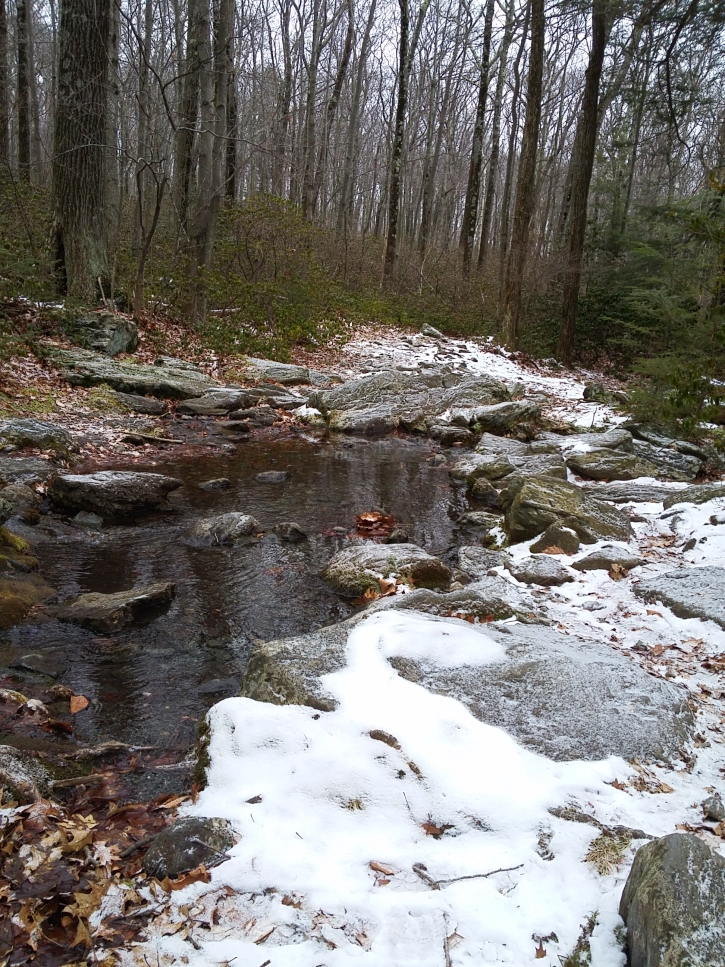 Appalachian Trail Undermountain Parking123022