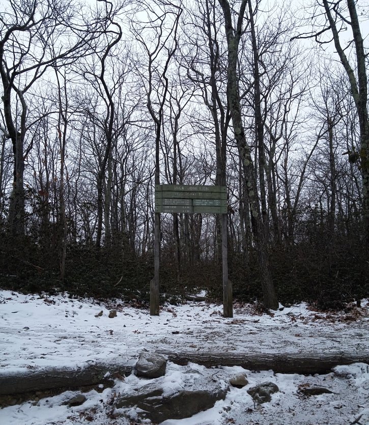 Appalachian Trail Undermountain Parking123838
