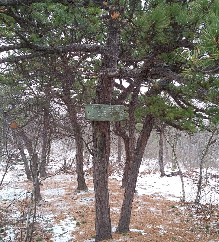 Appalachian Trail Undermountain Parking130946