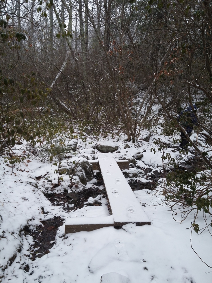 Appalachian Trail Undermountain Parking141834