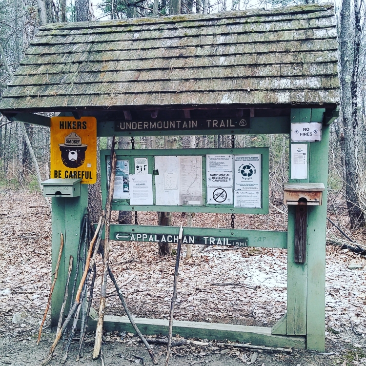 Appalachian Trail Undermountain Parking214024