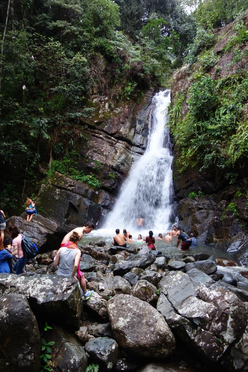 La Mina Falls-DSC09132