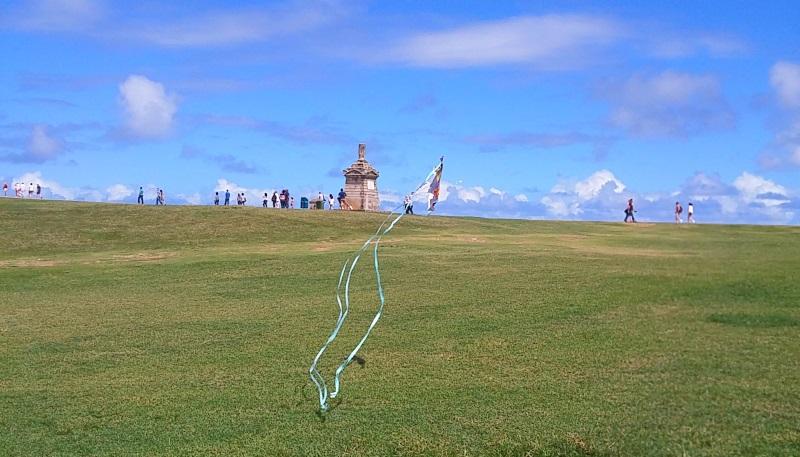 fly a kite Old San Juan_114431