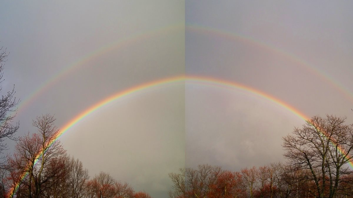 double spring rainbow 2016aa